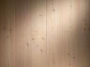 Massivholzboden, Nadelholz, weiß (Weiss)