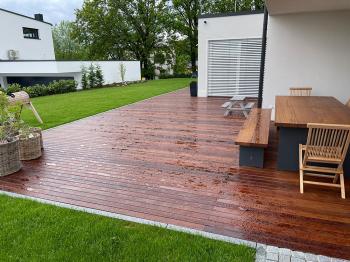 Terrassenbelag, IPE (Beinbauer-Holz)