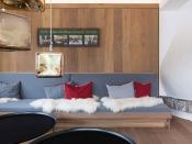 Wandverkleidung aus Holz, Eiche-Lapis-Basic (Admonter)