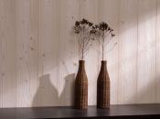 Wandverkleidung aus Holz, Norcap (MocoPinus)