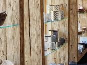 Massivholz Regal-Notstalgiefichte (Eigenproduktion nach Maß)
