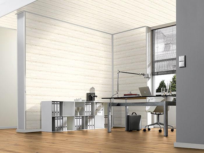 deckenverkleidung holz weiss uw31 kyushucon. Black Bedroom Furniture Sets. Home Design Ideas